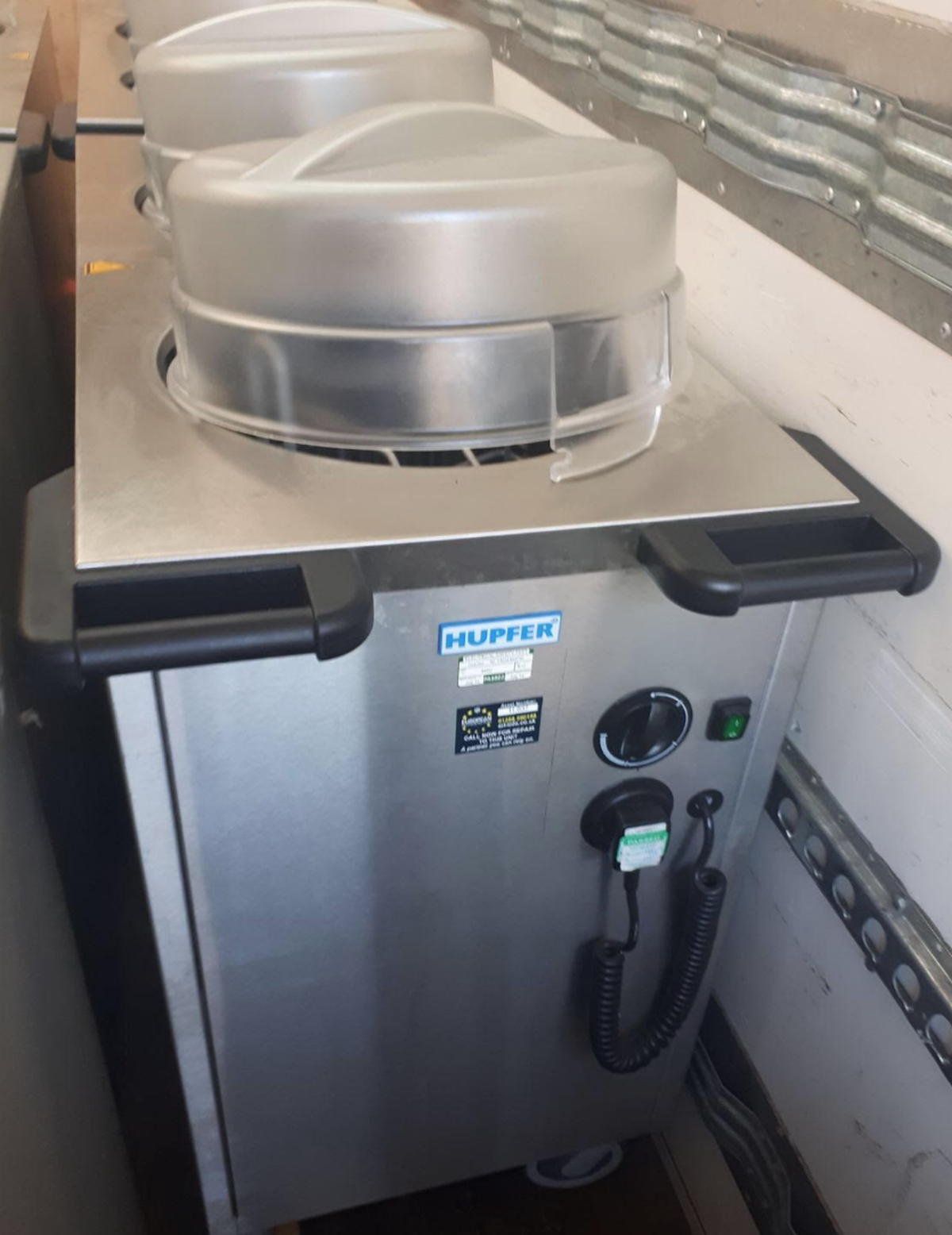 Used Plate Warmer ~ Secondhand catering equipment plate lowerater warmer