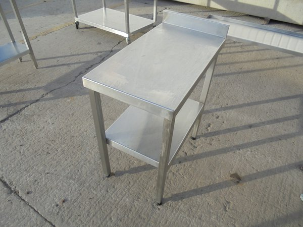 Stainless steel table 35cm or 350mm