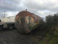 Waste holding tank