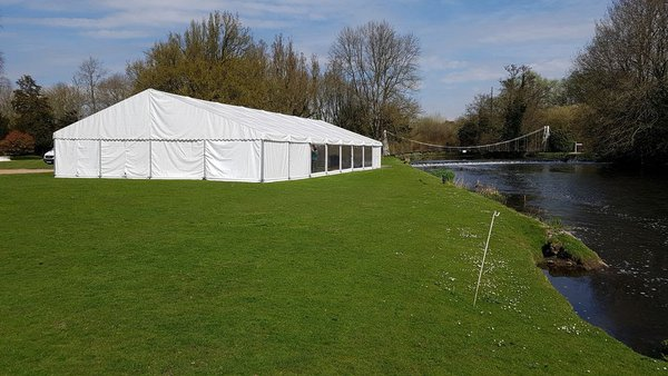 Full marquee for sale
