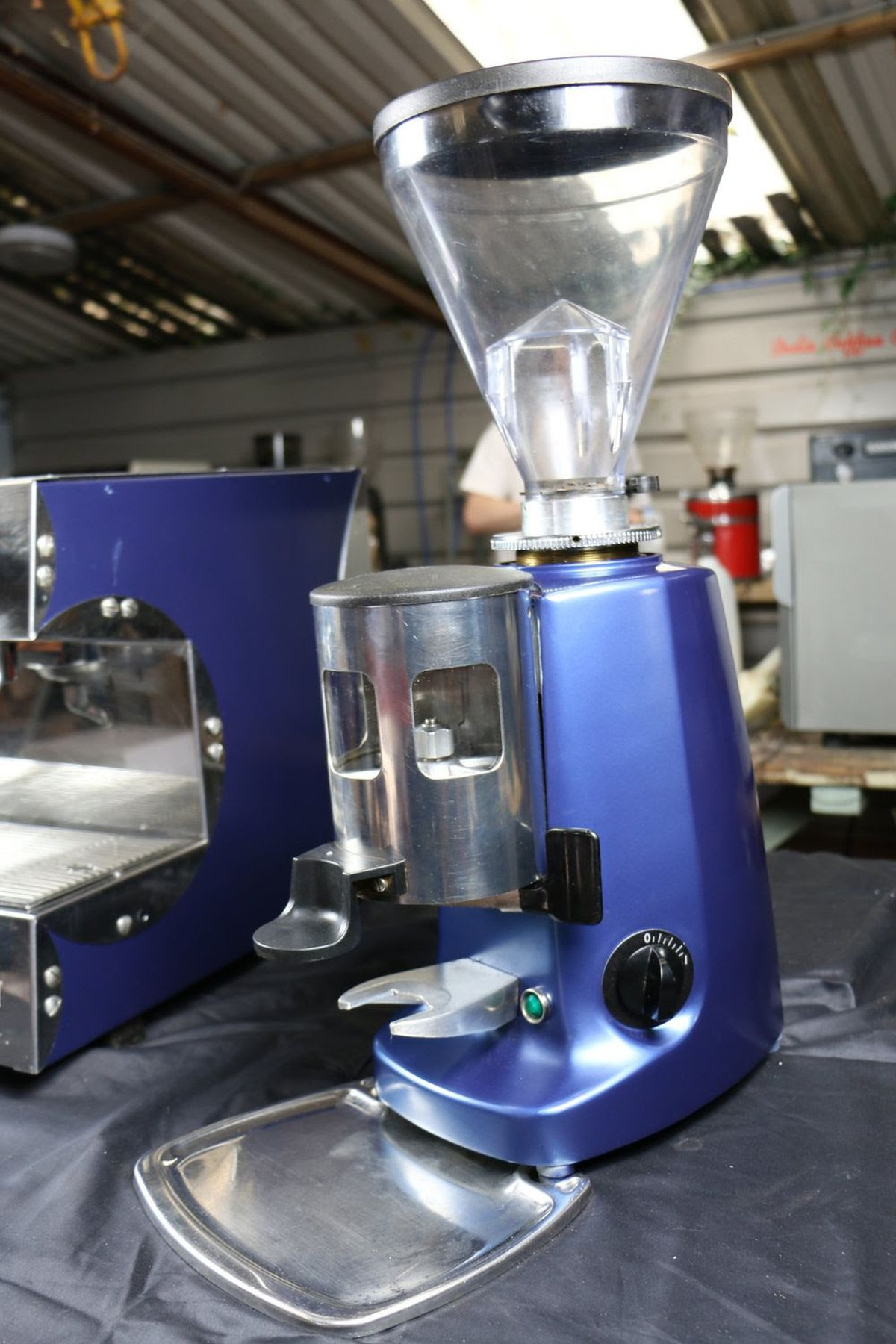 Reconditioned Mazzer Super Jolly Commercial Coffee Grinder Swadlincote Derbyshire