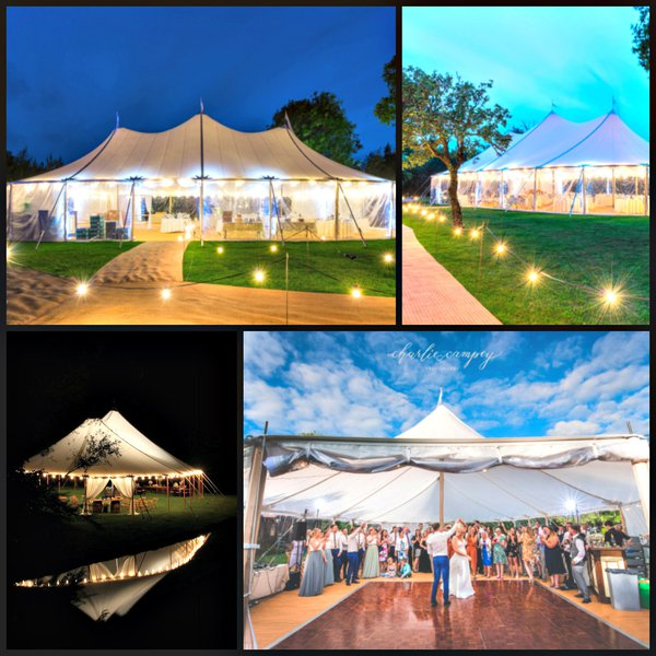 Aurora marquee package for sale