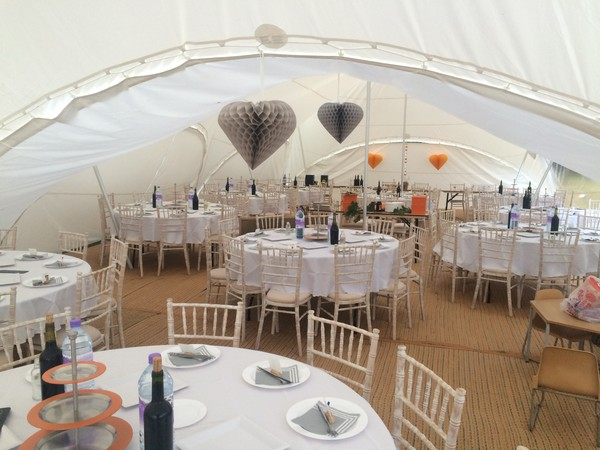 Marquee wedding Capri