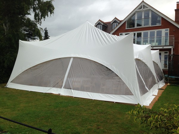 Used Capri marquee for sale