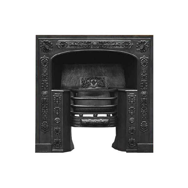 New fireplace insert