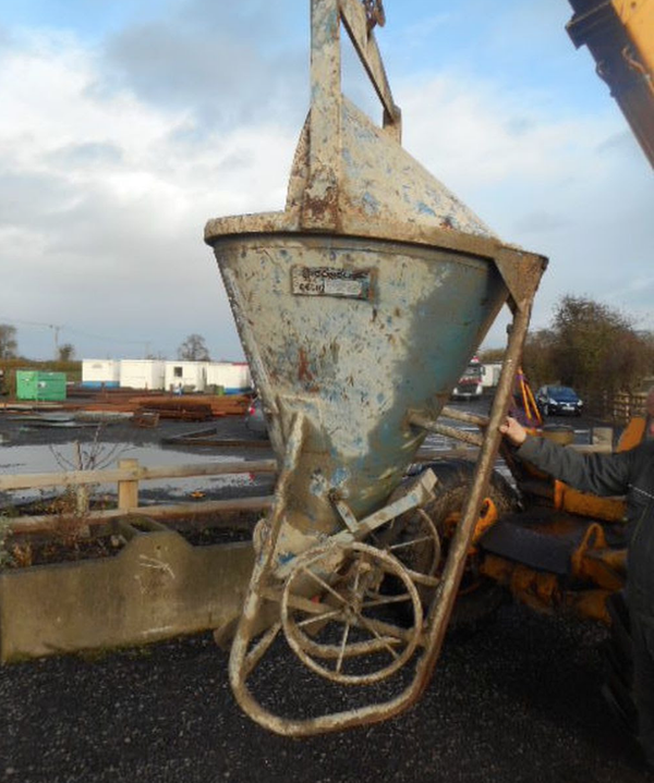 Used skip Shute for sale