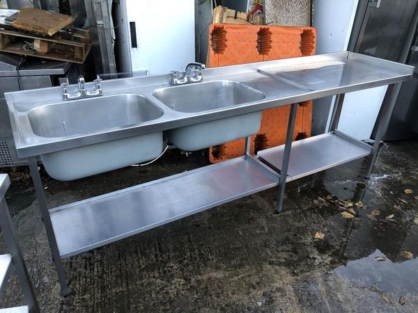 Buy double sink