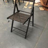 Brown folding chairs for sale