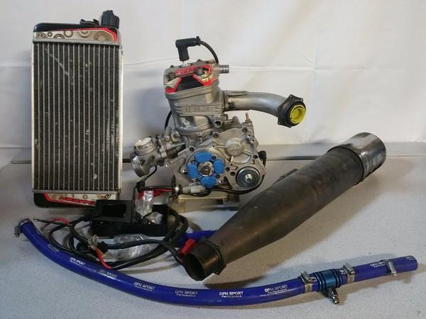 Iame X30 Engine Setup R Series Ex BMR Engine