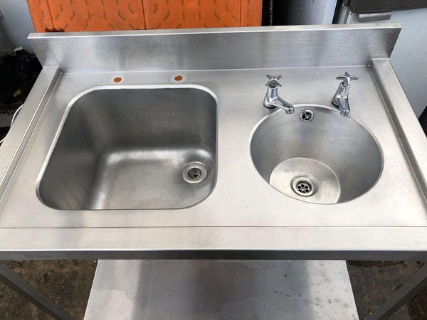 Sink with basin for sale