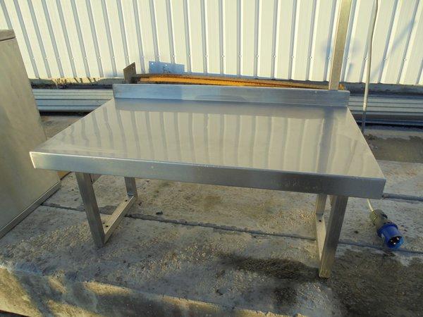 Used Stainless Steel Gantry Shelf (5976)