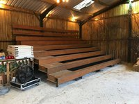 Folding venue seating for sale