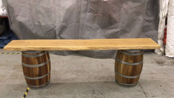 barrel bar for sale