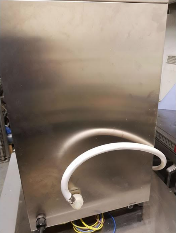 Twin tapped boiler