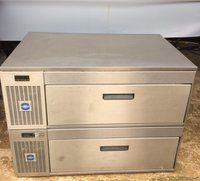 Adande VCS2 Refrigerated Double Drawer Storage Unit