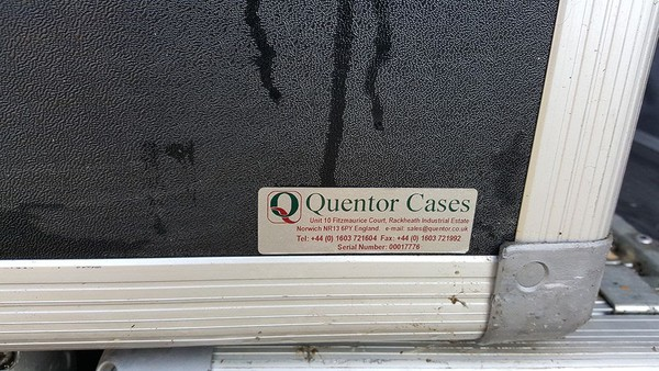 Quentor flight case