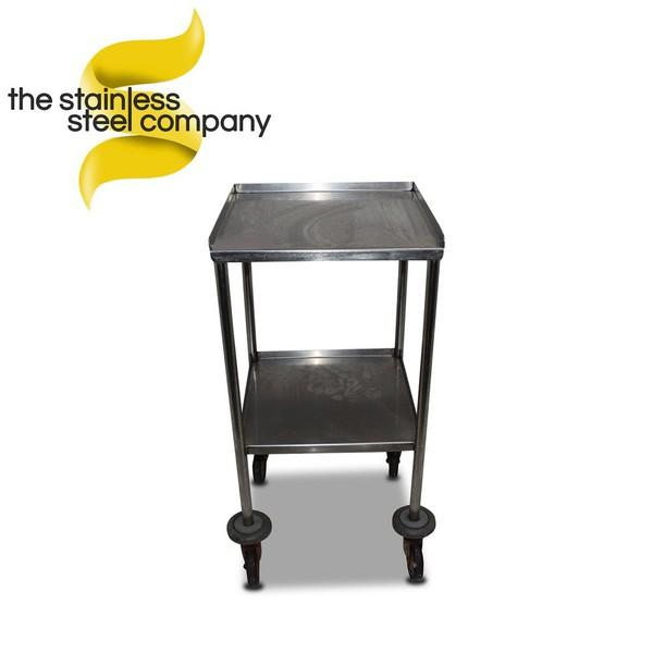 steel table uk