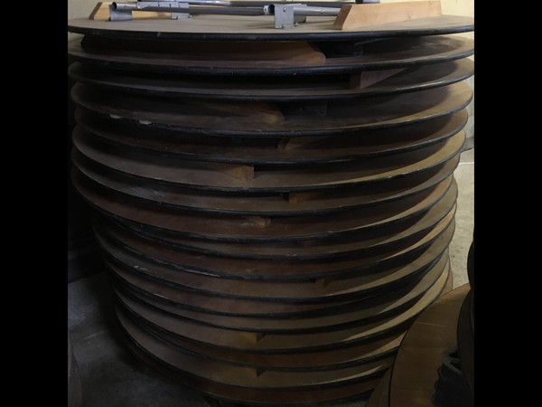 5ft Round Event Tables