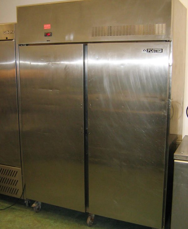 Upright commercial freezer for sale