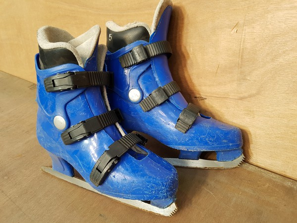 Used ice skates for sale