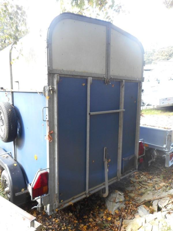 Richardson Double Horse Trailer for sale