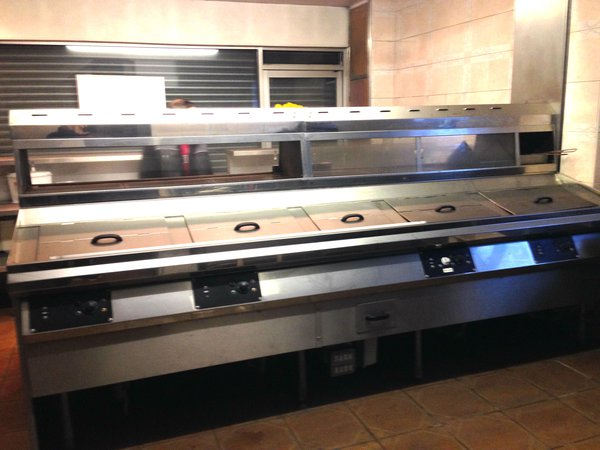 Fish frying range for sale
