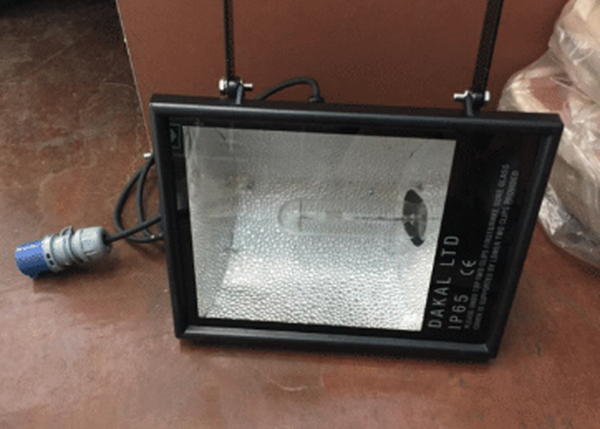 Flood Lights for Outdoor Use