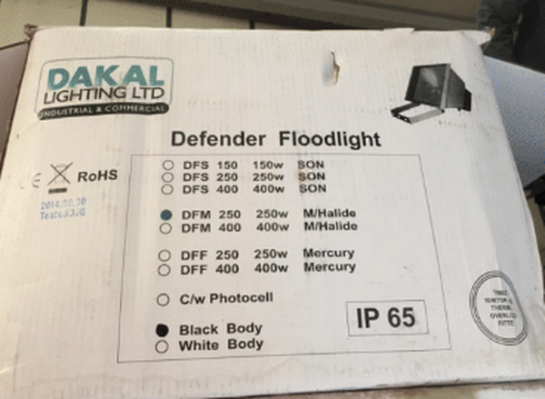 Outdoor Flood Lights for Use Outside