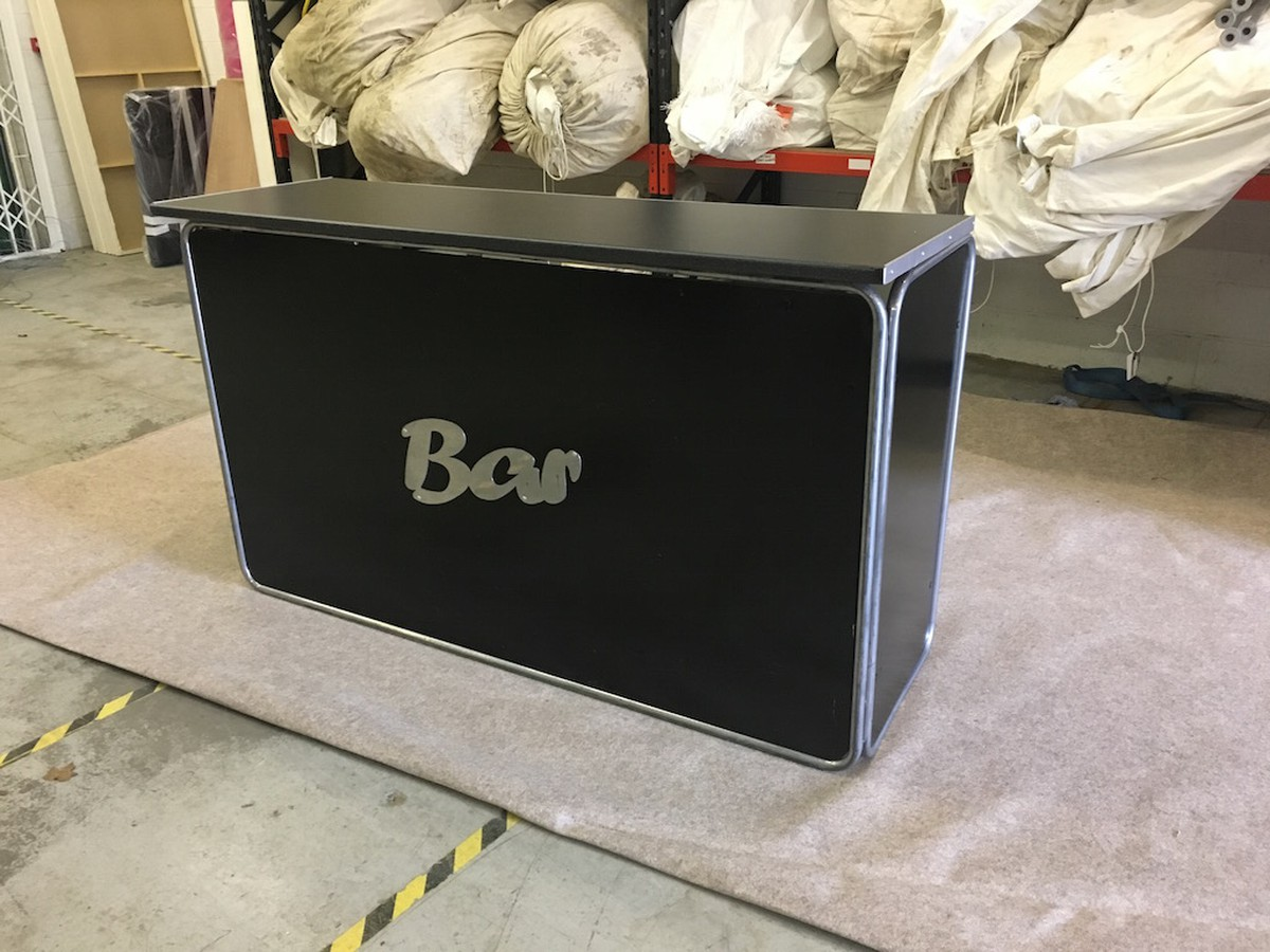 Secondhand Pub Equipment Mobile Bar Units Portable