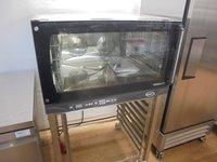 New B Grade Unox Rossella XFT199 Steam Injection Bakery / Bakeoff Oven (6024)
