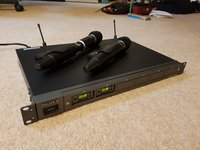 Sony microphone system