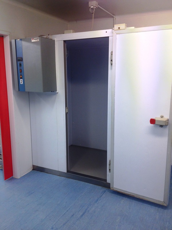 Walk in freezer for sale