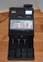 Used cash register