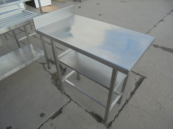 Stainless Steel Table (6031)