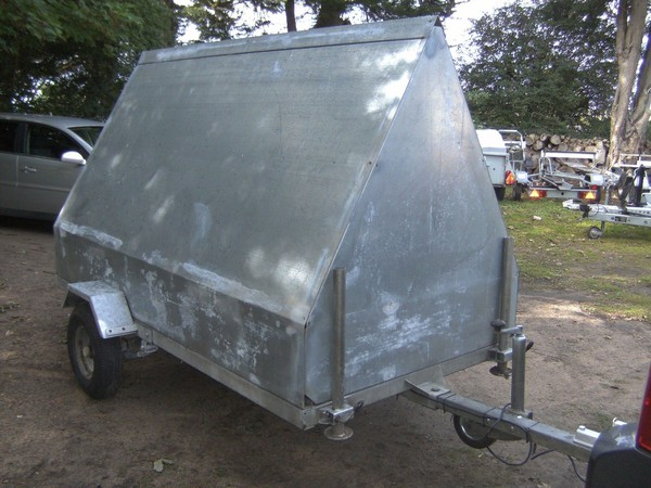 Sign road trailer for sale