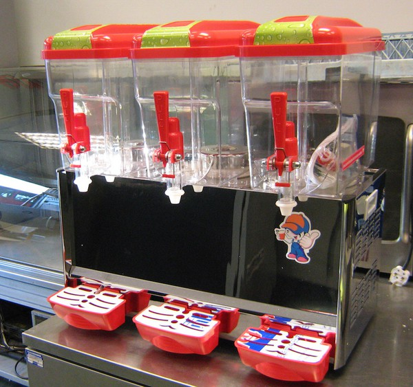3 Cold drink and Juice Dispenser
