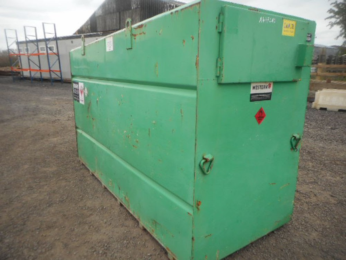 Secondhand Generators Fuel Bowsers And Storage Tanks