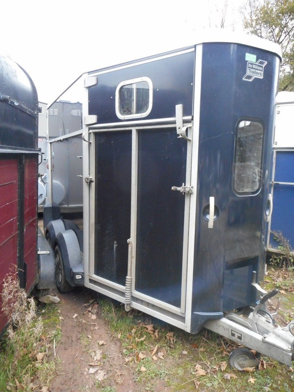 Ifor Williams Hb511 Blue Horse Trailer