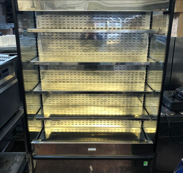 Used multi deck fridge for sale