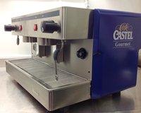 Italcrem Nera Semi-Automatic 2 Group Commercial Espresso Machine for sale