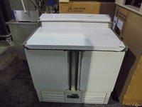 2 door prep fridge for sale