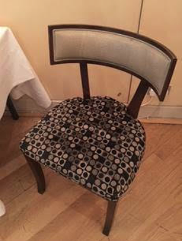 Dotty dining chairs for sale