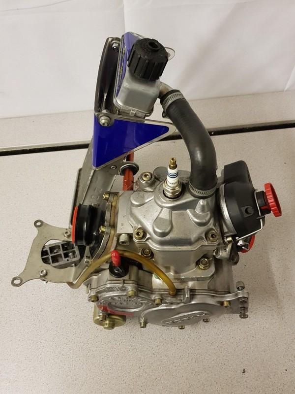 Senior Rotax FR125CC  Engine With PD Barrel