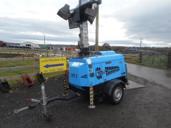 VT - 1 lighting tower for sale