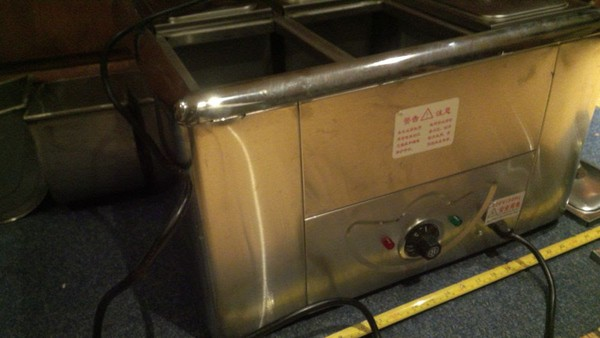 Temperature controlled Bain marie