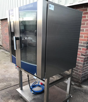 Used steam touchline 10 grid combi oven