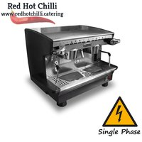 Rancilio 2 Group Coffee Machine