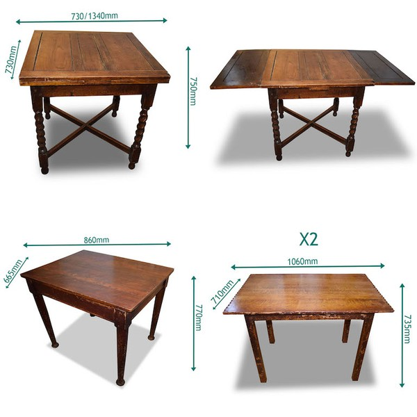 Restaurant Furniture Tables