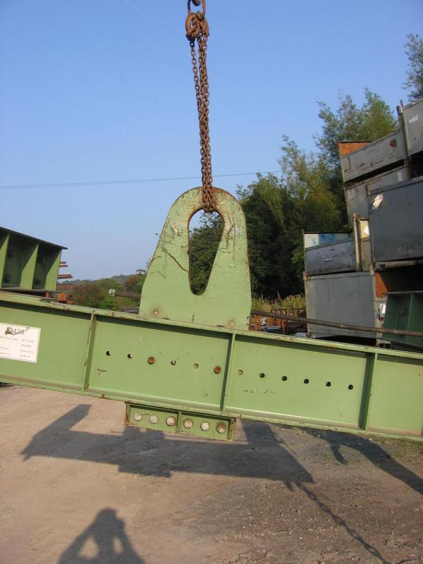 Used lifting equipment