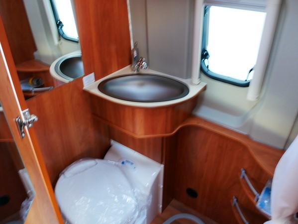 Globecar Globescout- 150bhp 2 Berth Motorhome